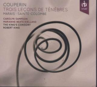 Couperin Trois Lecons De Tenebres - Robert King / The King´s Consort