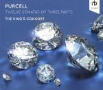Purcell, Henry: Twelve Sonatas of three parts (1683) <span>-</span> The King's Consort
