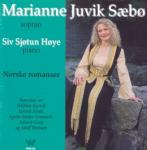 Romantic Norwegian Songs <span>-</span> Sæbø,Marianne Juvik